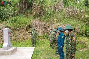 'Căng mình' chống dịch nơi vùng cao biên giới Quảng Nam