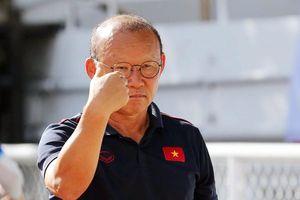 Huấn luyện viên Park Hang-seo không bị cấm chỉ đạo AFF Cup 2020