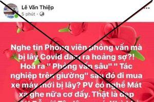 Đoàn Luật sư TP Hà Nội nói về vụ luật sư Lê Văn Thiệp