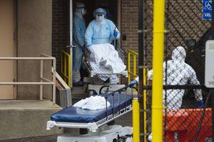 New York ghi nhận 777 ca tử vong vì Covid-19 trong 24 giờ