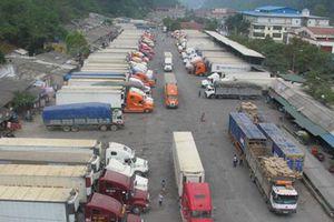 Khuyến cáo tạm dừng đưa nông sản lên Lạng Sơn