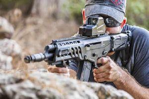 Giải mã súng trường AK-Alfa: Phiên bản AK-47 nâng cấp cực chất của Israel