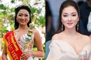Nhan sắc Nguyễn Thị Huyền thách thức thời gian, xứng danh 'hoa hậu của các hoa hậu'