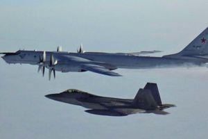 Máy bay trinh sát Nga áp sát lãnh thổ Mỹ
