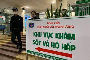 Kết quả xét nghiệm COVID-19 của 158 nhân viên y tế BV Bạch Mai