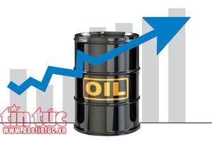 Giá dầu thế giới tăng gần 4%