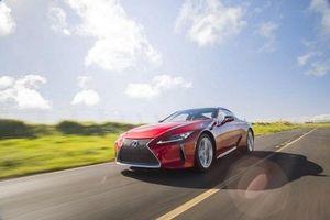 Lexus LC Coupe 2021 thêm màu sắc mới, ra mắt giữa năm nay