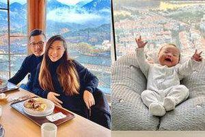 Em gái Trấn Thành khoe cận cảnh gương mặt con gái nhưng hành động của Hari Won và Mai Hồ khiến dân mạng chú ý hơn cả