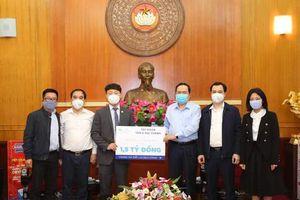 'Cuộc sống vẫn tiếp diễn' – chiến dịch ý nghĩa từ Tân Á Đại Thành