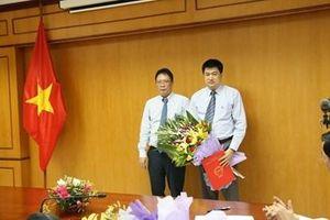 Bổ nhiệm Phó Chủ tịch Viện Hàn lâm Khoa học và Công nghệ Việt Nam