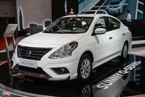 Toyota Vios vẫn bỏ xa Hyundai Accent và Kia Soluto ở nhóm sedan hạng B