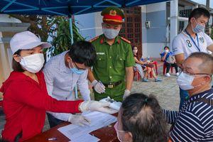 Tài xế chở 'chui' 7 khách đến Đà Nẵng du lịch giữa mùa dịch