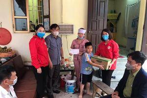 Một gia đình nghèo gặp tai nạn giao thông cần giúp đỡ