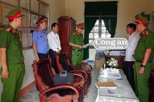 Khởi tố Chủ tịch UBND phường Điện Dương