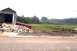 Huyện Lộc Bình (Lạng Sơn) ra văn bản thiếu nhất quán: Dân khiếu nại đòi bồi thường thiệt hại