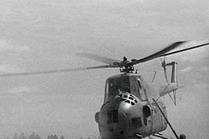 Nga 'hồi sinh' huyền thoại máy bay trực thăng Mi-4
