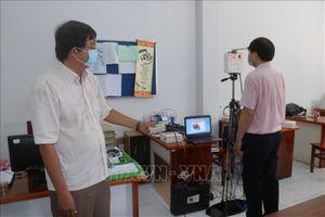 Trường Cao đẳng Kiên Giang sáng chế nhiều sản phẩm chống dịch COVID-19