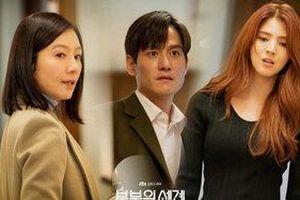 Thế giới hôn nhân tập 5: Màn phản 'dame' cực mạnh của chính thất Kim Hee Ae, tình yêu và dục vọng vốn không thể cùng đặt lên bàn cân