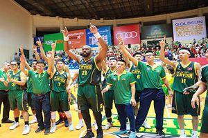 Giải Bóng rổ chuyên nghiệp Việt Nam 2020 thay đổi lịch thi đấu