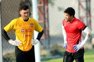 Đặng Văn Lâm có thể không được đá AFF Cup 2020 cùng ĐT Việt Nam