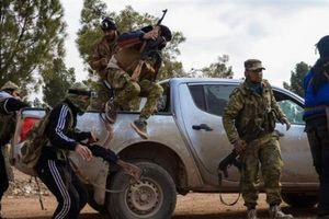 Hơn 5.000 lính đánh thuê Syria đang chiến đấu ở Libya