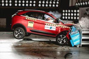 Mẫu xe giá chỉ từ 162 triệu đồng vẫn đạt 5 sao về độ an toàn