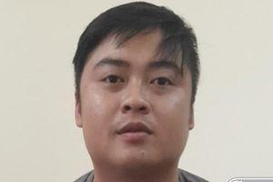 Đối tượng Nguyễn Huy Tùng bị bắt trước sự ngỡ ngàng của nhiều người