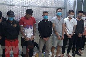 Thanh Hóa: Phát hiện 11 thanh niên tụ tập hát karaoke, sử dụng ma túy