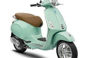 Ra mắt Vespa Primavera và Sprint 2020 với những màu sơn chưa từng có, giá từ 76,5 triệu đồng