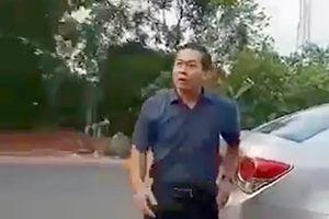 Phó chủ tịch HĐND huyện nhận sai khi chống đối ở chốt kiểm tra dịch