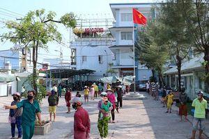 'ATM gạo' giúp người nghèo về tới Cà Mau