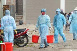 Bắc Giang rà soát khẩn những người liên quan ca Covid-19 là công nhân Samsung ở Bắc Ninh