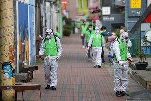 Hàn Quốc lần thứ hai ghi nhận số ca mắc COVID-19 dưới ngưỡng 30 người