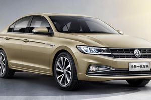 Những mẫu sedan 4 cửa Volkswagen tại thị trường Trung Quốc