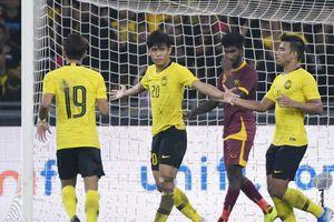 Đội tuyển Malaysia với phương án chống 'cách ly xã hội'