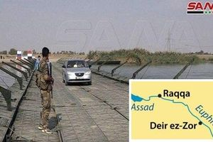 Nga nối đông-tây Euphrates: Nhịp cầu hòa bình và ước vọng Syria