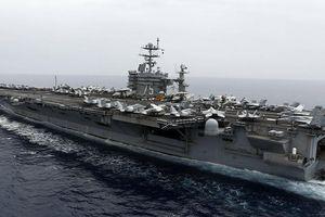 'Mất' 4 tàu sân bay vì dịch Covid-19, hải quân Mỹ có cách ứng phó khác lạ