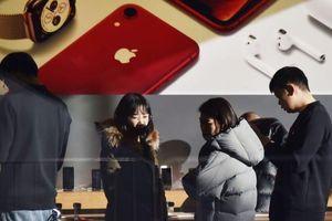 Apple bán được khoảng 2,5 triệu iPhone tại Trung Quốc trong tháng 3