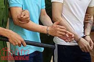 Điều tra, xử lý vụ nhóm thanh niên dùng hung khí tấn công cán bộ Công an xã