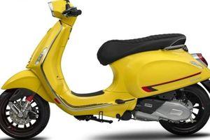 Cặp đôi Vespa Primavera và Vespa Sprint đồng loạt ra mắt, giá từ 76,5 triệu