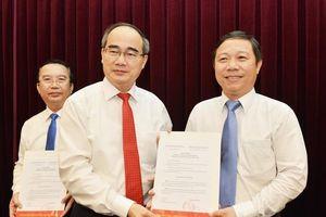 Điều động, bổ nhiệm lãnh đạo mới tại TP.HCM và Lâm Đồng