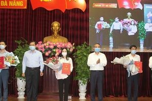 Ban Bí thư Trung ương Đảng chuẩn y nhân sự mới ở Đà Nẵng