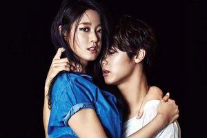 Seolhyun, Yoona không ngại tình tứ bên các sao nam trên tạp chí