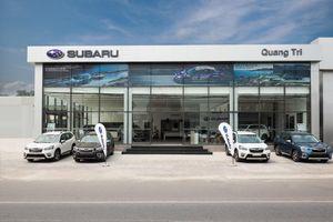 Motor Image Việt Nam khai trương đại lý Subaru tại Quảng Trị