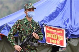 Vùng biên Lào Cai hợp lực phòng, chống đại dịch COVID-19