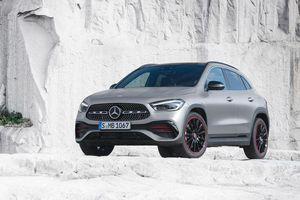 Mercedes-Benz GLA 250 mới với nhiều nâng cấp hấp dẫn