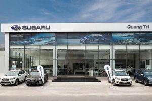 Khai trương đại lý thứ 9 của Subaru tại Việt Nam