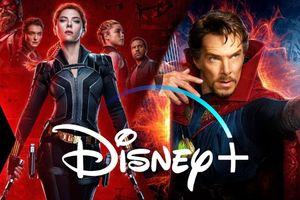 Lý do Black Widow và các phim của MCU không lên sóng Disney+ lại đơn giản thế này!