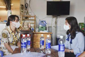 TP.BÀ RỊA: Vừa chống dịch, vừa chăm lo cho người yếu thế