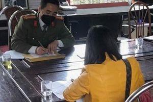 Công an TP Sơn La xử phạt người tung tin Mộc Châu 'toang' vì Covid